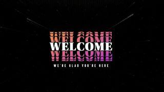 VHS Welcome Slide