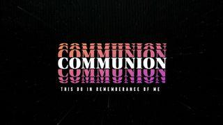VHS Communion Slide
