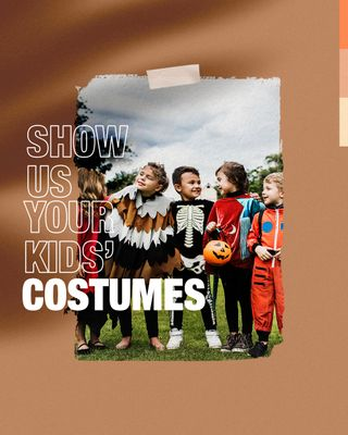 Show Us Your Kids' Costumes