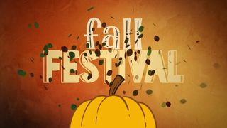 Fall Festival Motion Graphics