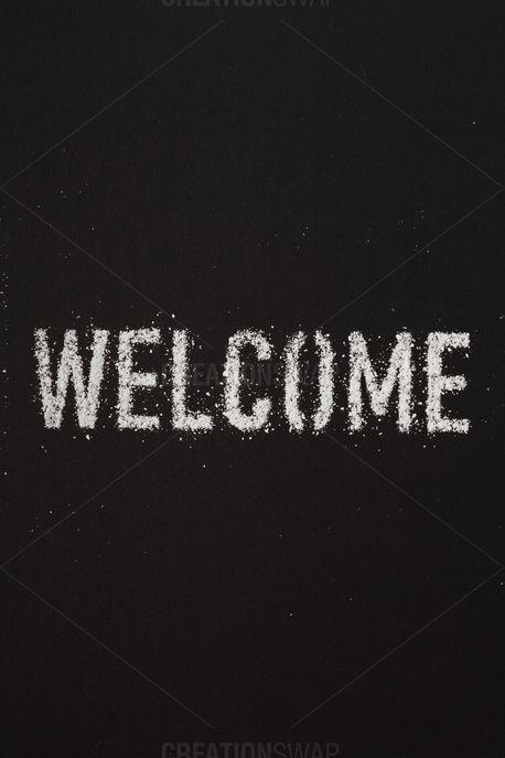 Welcome Slide (100749)