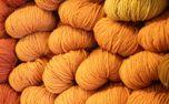 Orange Yarn (100777)