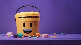 Happy Bucket