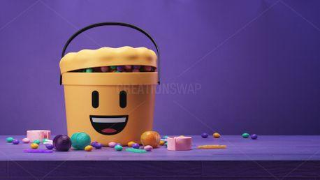 Happy Bucket (100795)