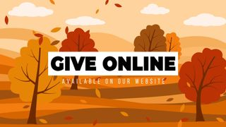 Give Online Autumn Trees