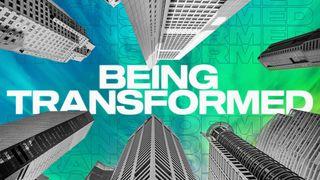Being Transformed Series Art