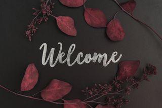 Welcome Fall Slide