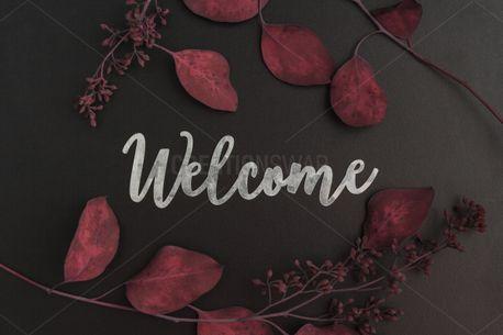 Welcome Fall Slide (100856)