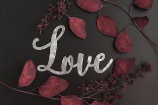 Love Fall Slide