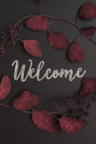 Welcome and Leaves