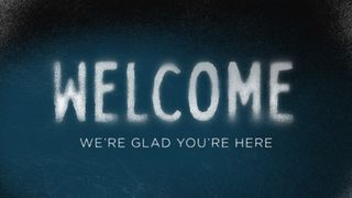 Spray Paint : Welcome
