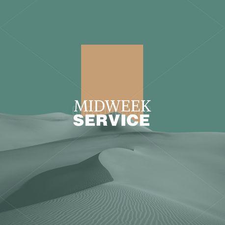 Midweek Service (100899)
