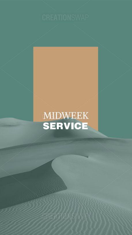 Midweek Service (100900)