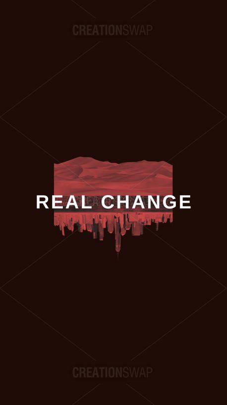 Real Change (100913)