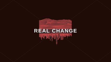 Real Change (100915)