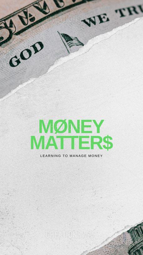 Money Matters (100921)