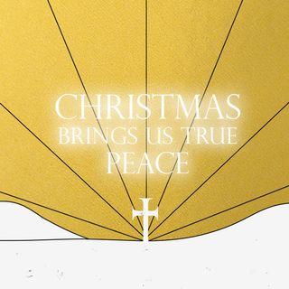 Christmas Peace Social Graphic