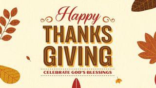Happy Thanksgiving Slide