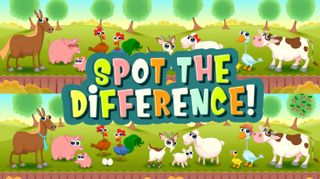 Spot The Difference Game