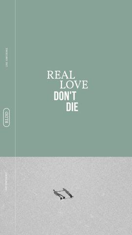 Real Love Don't Die