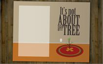 its not about the tree