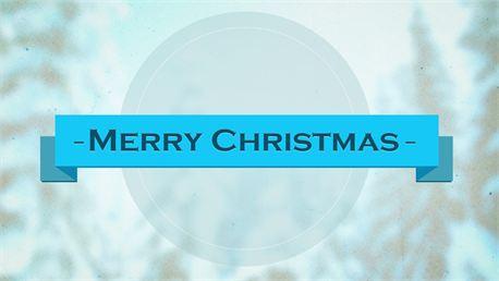 Merry Christmas (11103)