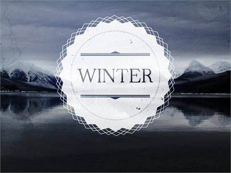 Cold Winter   12x8in (11192)