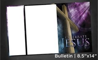 Celebrate Jesus |Bulletin 8x14