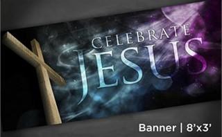 Celebrate Jesus | Banner