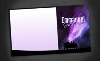 Emmanuel | Bulletin 8x14