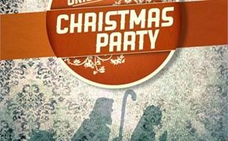 Original Xmas Party Poster