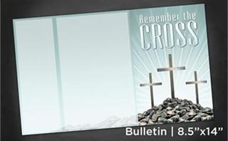Remember Cross | Bulletin 8x14