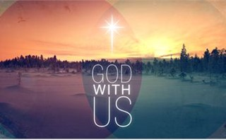 God With Us – Christmas Theme