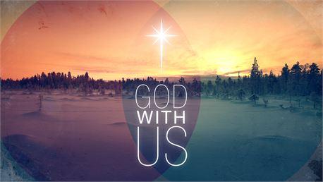 God With Us – Christmas Theme (11295)