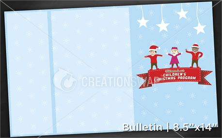 ChildrenChristmas|Bulletin8x14 (11327)