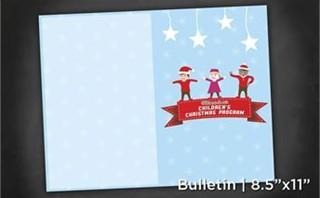 ChildrenChristmas|Bulletin8x11
