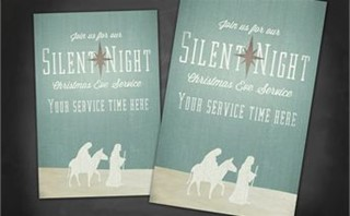 Silent Night | Postcards