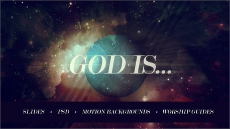 God Is... (11587)