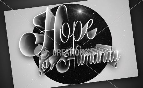 Hope For Humanity | Postcard (11592)