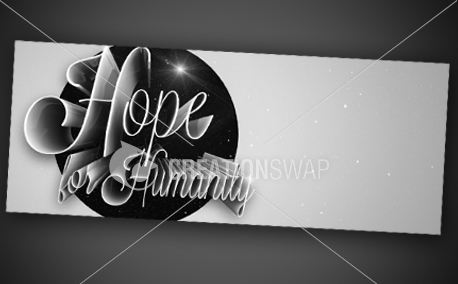 Hope For Humanity | Banner (11594)
