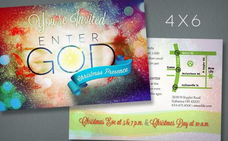 Christmas Invites (11626)