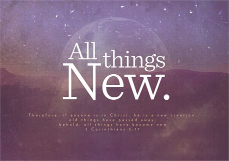 All Things New (11721)