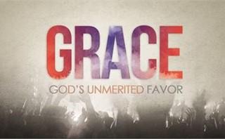 Grace -  God's Unmerited favor