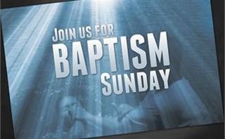 BAPTISM | Postcards