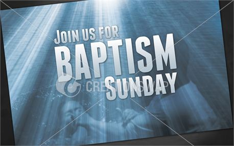 BAPTISM | Postcards (11788)