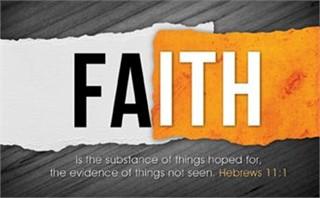 Definition of Faith