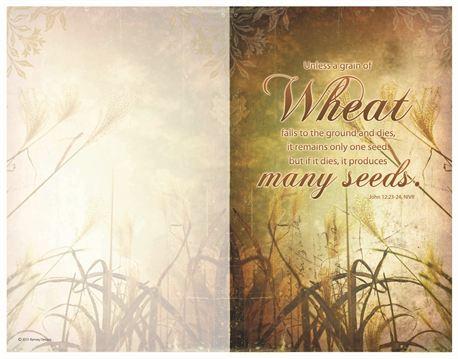 Wheat Bulletin (11926)