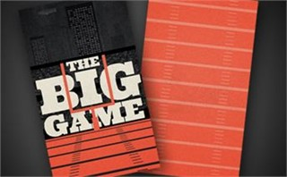 The Big Game | Invite