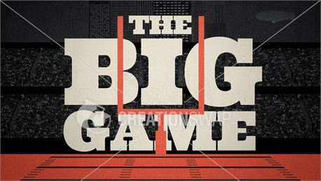 The Big Game | Slides (12020)
