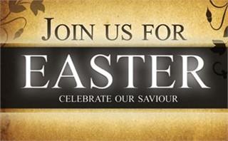 Celebrating Easter Postcard
